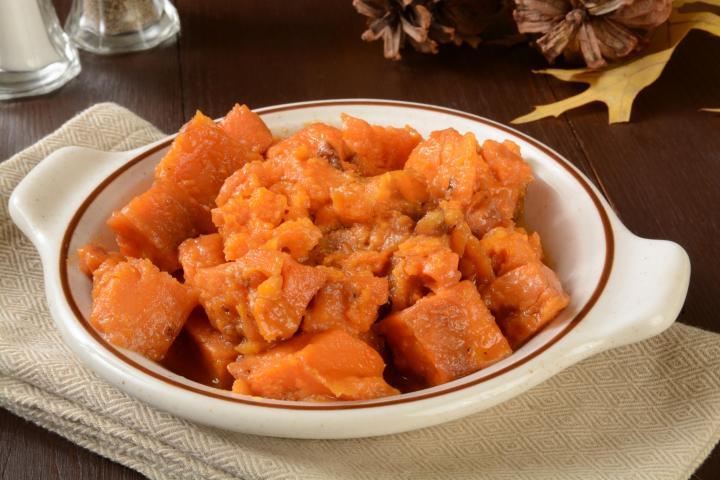 сладкий картофель рецепт приготовления