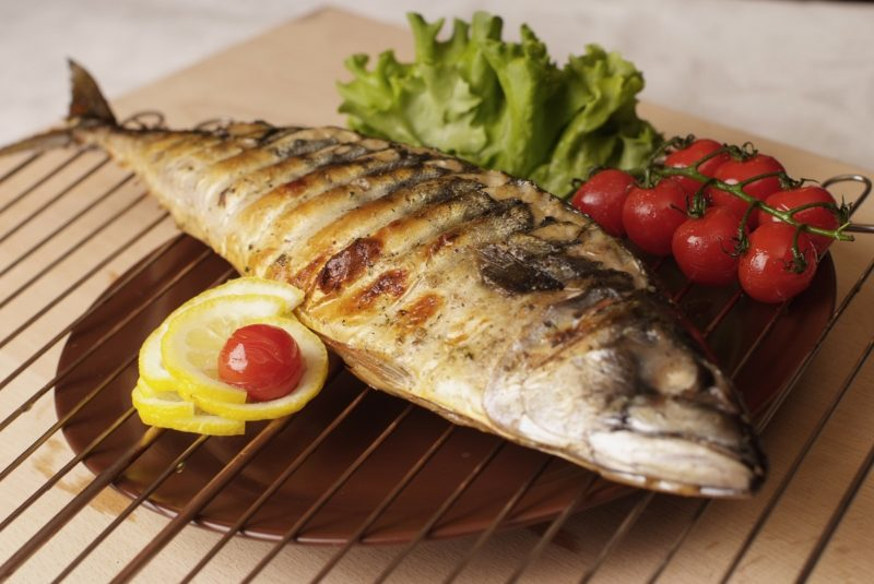шашлык из рыбы рецепт