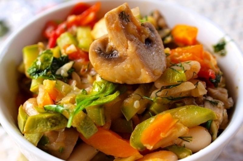овощное рагу с картошкой рецепт