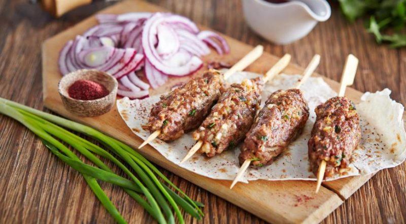люля кебаб в духовке рецепт приготовления