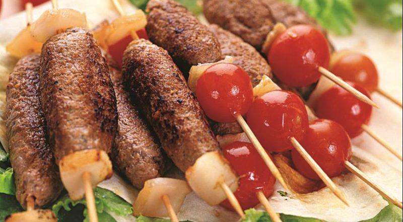 люля кебаб в духовке рецепт